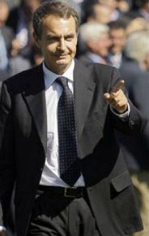 Zapatero se niega a pedir 'perdón' por su gestión