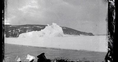 Encuentran congelados en la Antártida negativos de fotos de la expedición de Shackleton, de hace 100 años