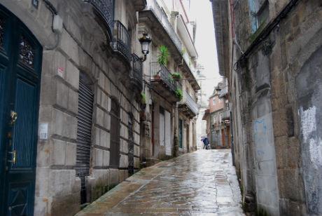 """O concello di que a Xunta non puxo """"nin 1 €"""" no Casco Vello e o goberno galego asegura que investirá 3,6 millóns"""