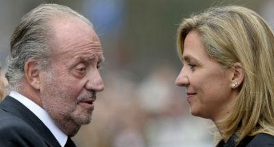 La igualdad ante la ley es para todos menos para los hijos del Rey: Cristina de Borbón irá en coche hasta la puerta del juzgado