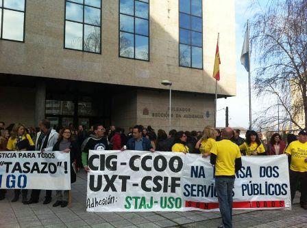 """CCOO Galicia pierde ahora a la mayoría de sus representantes en Justicia """"por la actitud autoritaria"""" de la dirección"""