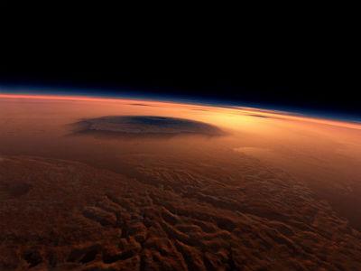 Por 4 € puedes ponerle el nombre que quieras a un cráter de Marte