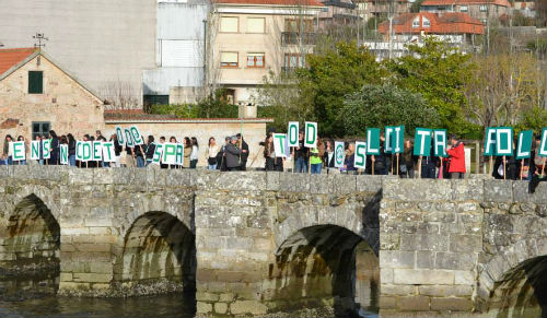 A Marea Verde do Ensino chama a unha asamblea a toda a comunidade educativa de Vigo