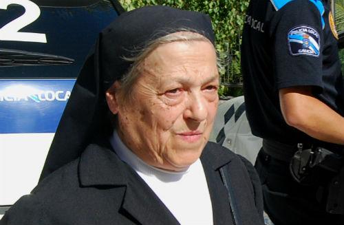 Sor Pilar mintió sobre la adopción de Noemí Lima pero la juez no aprecia delito