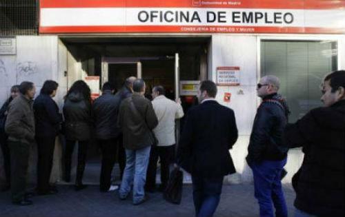 El n mero de parados inscritos en las oficinas de empleo - Oficina de empleo vigo ...