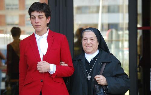 La juez que instruye la adopción de Noemí Lima, desestima el recurso para seguir con la imputación de sor Pilar Hoyos