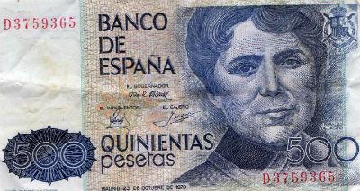 La nostalgia nos cuesta 1.670 millones de euros-278.000 millones de las desaparecidas pesetas-