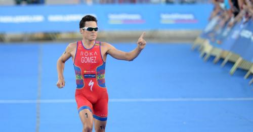 Gómez Noya gana en Chicago y se catapulta hacia un nuevo campeonato mundial