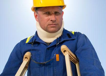 En Galicia se contabilizaron más de 9.400 accidentes laborales durante 2014