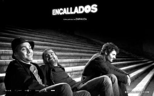 Visita Vigo ´Encallados´, un filme de autocrítica do cine, do Prestige e con dosis de humor