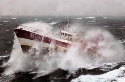 Nove barcos galegos teñen que deixar de pescar hoxe mesmo en augas de Mauritania