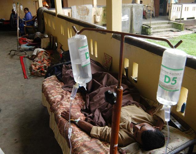 La malaria se propaga por el Sudeste de Asia, al presentar resistencia a la medicación