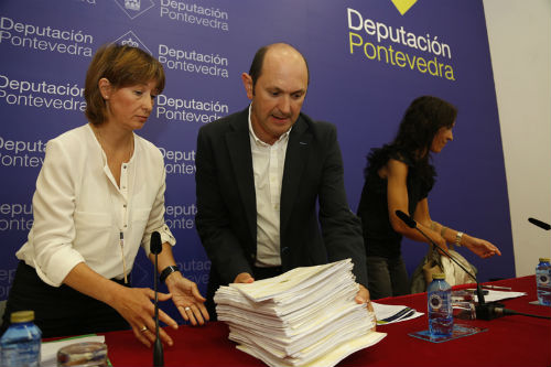 Ningún candidato para 39 das 500 bolsas de traballo da Deputación de Pontevedra