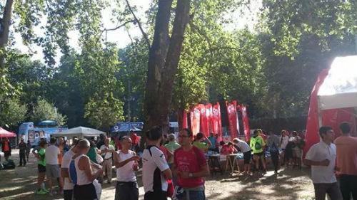 Arranca la carrera 24 horas en Castrelos