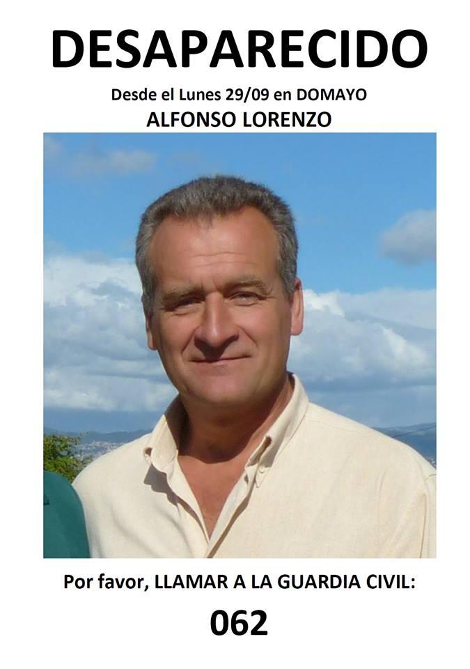 Buscan a un vecino de Domaio que desapareció el lunes por la mañana