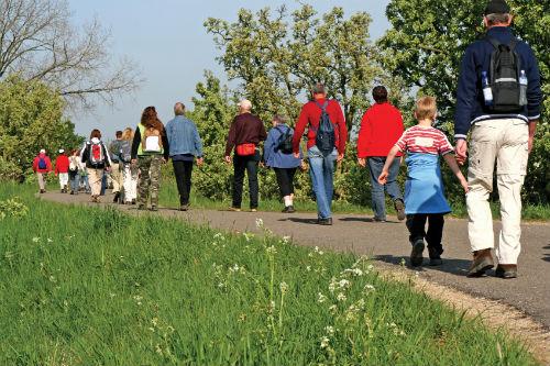 Marcha solidaria de Aspanaex, con saída dende o Parque de Castrelos, o domingo 5 de outubro