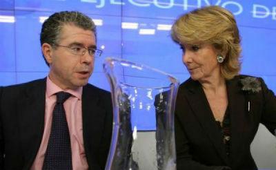 La fiscal pide prisión incondicional contra el ex consejero de Esperanza Aguirre, Francisco Granados