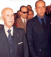 Una juez argentina ordena detener a varios ministros de Franco, entre ellos el suegro de Gallardón
