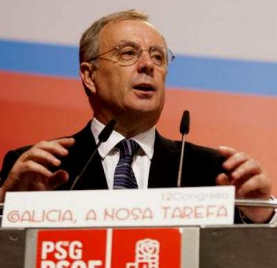 El ex secretario general del PSdG, citado como imputado ante el Tribunal Superior de Xustiza de Galicia
