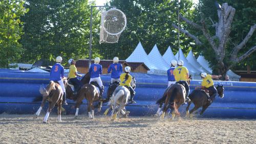 El Campeonato de Galicia de Horseball, este fin de semana en Tui