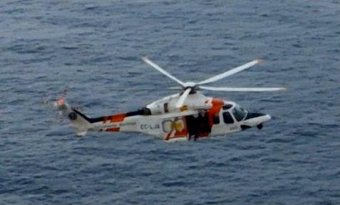 Salvamento Marítimo de España y Francia y pesqueros de la zona buscan a los dos marineros lucenses desaparecidos