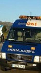 Tres heridos en un accidente de tráfico en Vilanova de Arousa