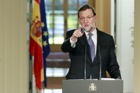 Los datos oficiales no dejan dudas: la recuperación de la que habla Rajoy, simplemente, no existe
