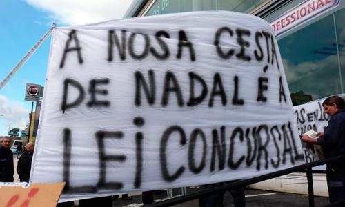 177.000 galegos gañan menos de 200 € ao mes e 299.000 non chegan ao salario mínimo