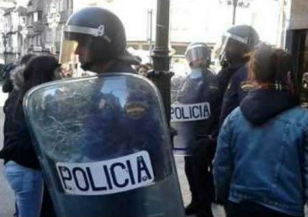 Tres menores de Vigo condenados a servicios a la comunidad por los disturbios tras una manifestación
