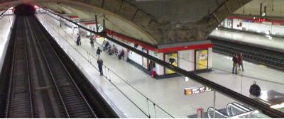 Restablecida la normalidad en Madrid tras comprobarse que no había paquete bomba en el metro