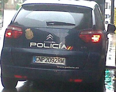 La Policía Nacional prohíbe a sus agentes difundir información o imágenes relacionados con su actividad