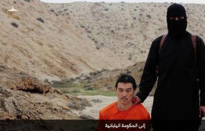 Estado Islámico publica un vídeo en el que ejecuta al segundo rehén japones, Kenji Goto