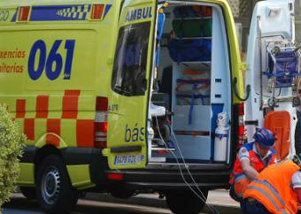 Evacuados al Xeral tras un escape de gas en Vigo