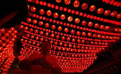 O xoves, 2.843 chineses residentes en Galicia celebran a chegada do Ano da Cabra