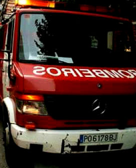 Cinco personas evacuadas en Valga tras sufrir una intoxicación por monóxido de carbono