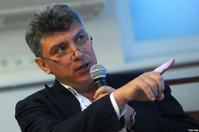 Matan a tiros en Moscú al líder opositor Boris Nemtsov