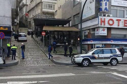 Detenidas cuatro personas cerca de A Pedra por estancia irregular en España