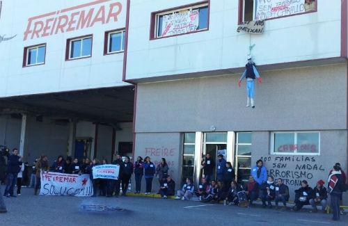 Freiremar ten que pagar aos seus ex traballadores de Vigo un total de 5,3 millóns