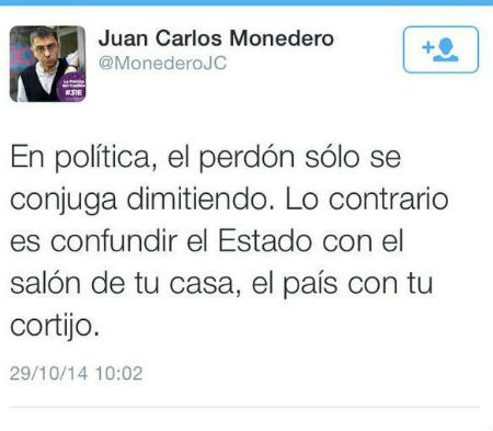 Monedero remite a la prensa el saldo de sus cuentas 205 for Oficina triodos madrid
