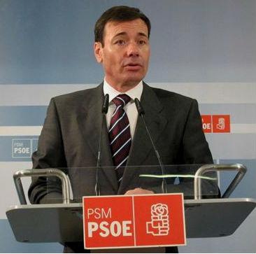 Pedro Sánchez destituye de manera fulminante a Tomás Gómez, candidato a la presidencia de la Comunidad de Madrid
