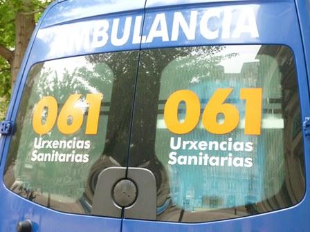 44 feridos nunha fin de semana sen mortos nas estradas galegas