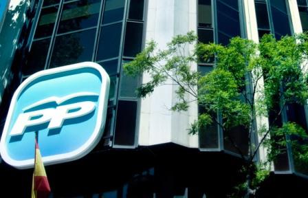 Expertos de Hacienda ratifican este miércoles que el PP pagó 1,7 millones en negro por la reforma de su sede central