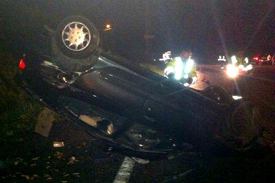 Un morto e 68 feridos en accidentes de tráfico nas estradas galegas a pasada fin de semana