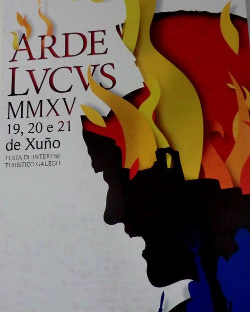 Empeza a prepararse o XXMMV Arde Lucus