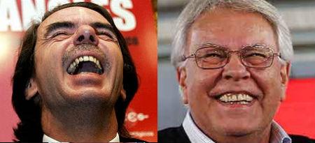 Aznar y Felipe