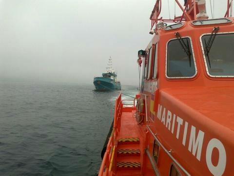 Salvamento realizou 1.355 rescates en Galicia, dende 2011 a 2014