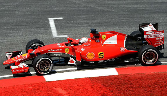 Vettel gana con Ferrari en Malasia, Alonso abandona, Sainz puntúa y Merhi acaba