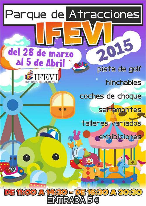 Plis-Plas sortea entradas para el 'Parque de atracciones de Ifevi'