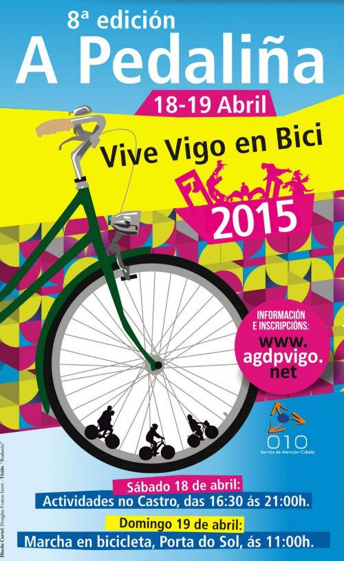 Plis Plas ya tiene el programa completo de A Pedaliña 2015, que se celebra este sábado en O Castro