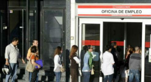 Parados menos anotados en las oficinas de empleo for Oficina empleo vigo